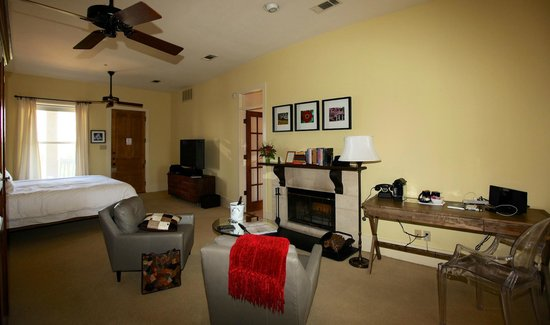 Sage Hill Inn & Spa: Our room