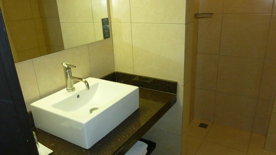 Hotel Presidente: Bathroom