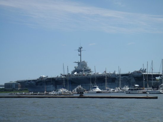 Patriots Point Naval & Maritime Museum: USS YORKTOWN - Patriots Point, SC