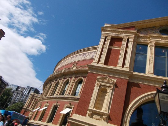 Love historic Royal Albert Hall