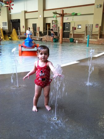 Wilderness at the Smokies Resort: Little people area