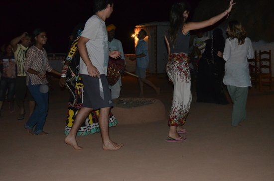 Registhan Guest House: And when you get the chance, you are the dancing queen!!!
