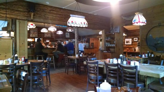 Nora's Fish Creek Inn: Nora's right room