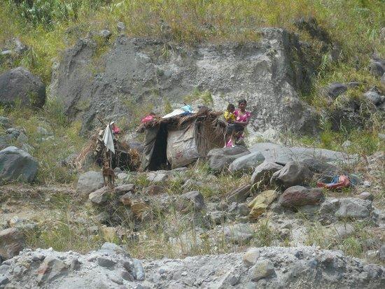 Mount Pinatubo: Philippines auf dem Weg zum Vulkan