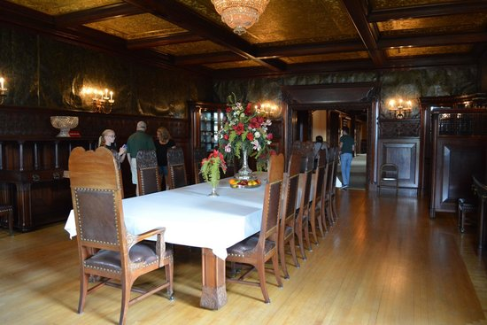 Dining room picture of james j hill house saint paul for Best private dining rooms minneapolis