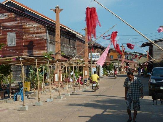 Main street, Lanta Old Town