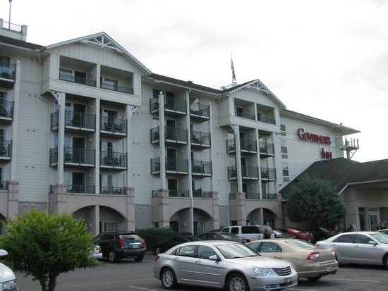 Holiday Inn Express & Suites Pigeon Forge - Sevierville: Govenors Inn