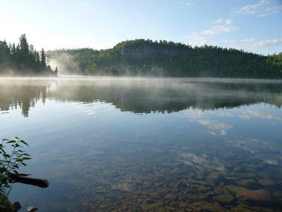 Boundary Waters Canoe Area Wilderness : Sunrise
