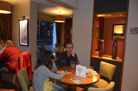 Premier Inn London Richmond Hotel: Ristorante del Premier Inn Richmond