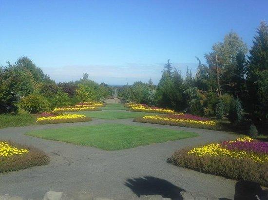 Oregon Garden: The Axis Garden