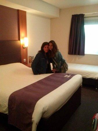 Premier Inn London Richmond Hotel: Interno camera 214