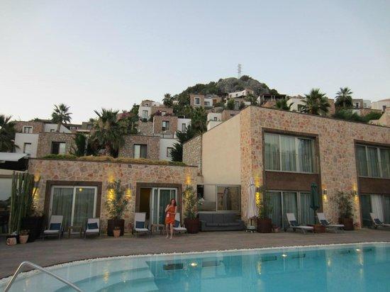 LVZZ Hotel Spa: View of LVZZ