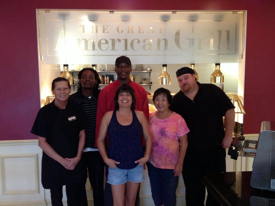 Roanoke Rapids, Carolina del Norte: Kudos to Joseph and the staff!