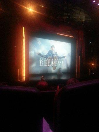 Criss Angel Believe : Pre show