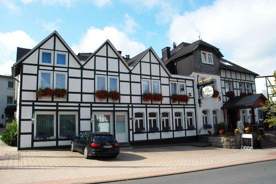 Posthotel Usseln - Ringhotel Willingen : Exterieur