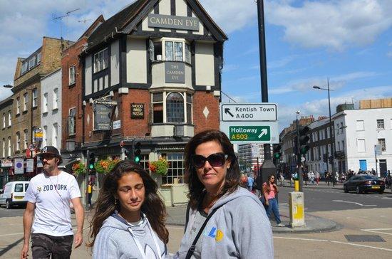 Camden Market : Camden Town