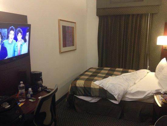 Club Quarters Hotel, Wall Street : Rooms