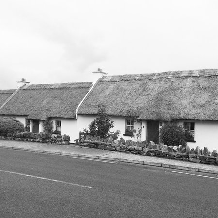 Maol Reidh Hotel : View from front of hotel
