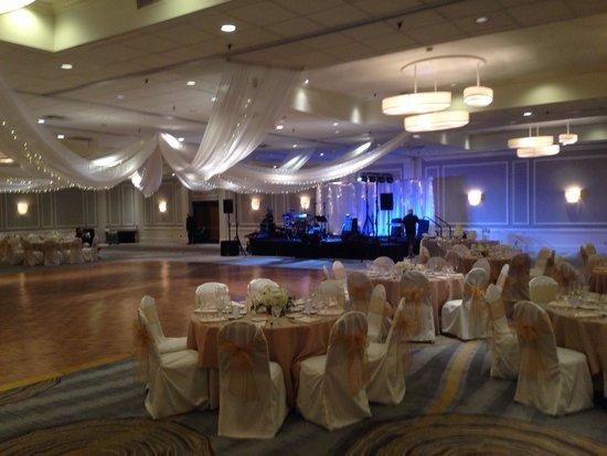 Hilton Albany: Grand Ballroom