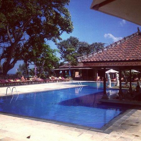 Puri Saron Seminyak: guest Pool