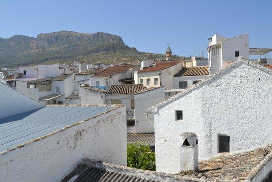 Cuevas de San Marcos, España: Vistas al pueblo
