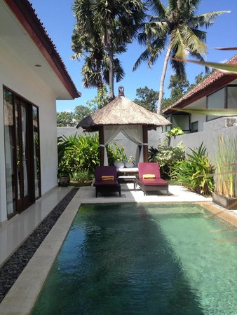 Puri Saron Seminyak: Private Villa & Pool