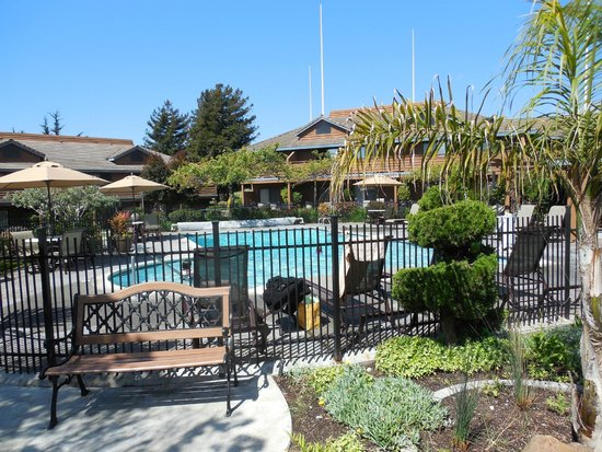 BEST WESTERN Seacliff Inn : Pool
