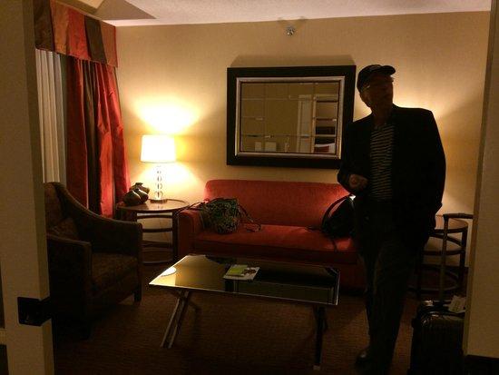 Prince George Hotel : Prince Edward Suite