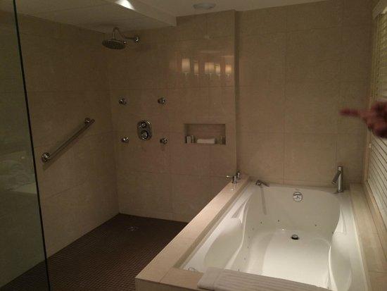 Prince George Hotel : Prince Edward Suite bath