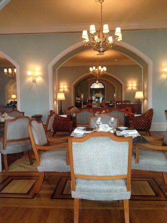The Taj Mahal Palace: Sea Lounge