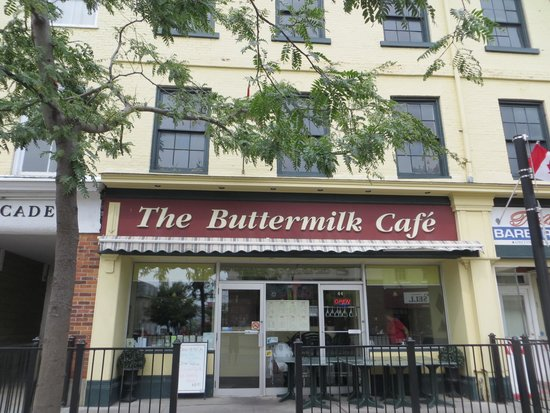 The Buttermilk Cafe: Buttermilk Cafe