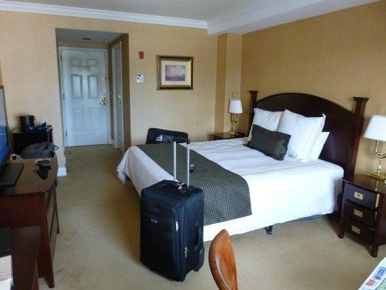 O'Callaghan Annapolis Hotel: Bett
