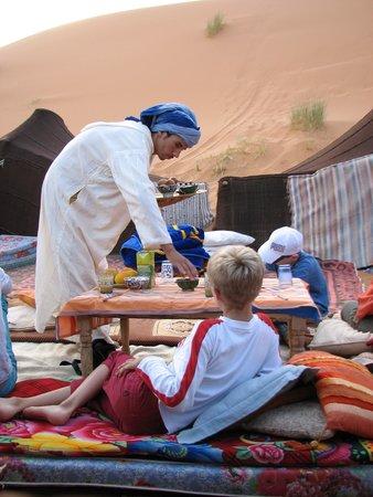 Auberge Camping Ocean Des Dunes: Desert Camp