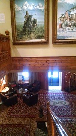 The Wort Hotel : wort lobby