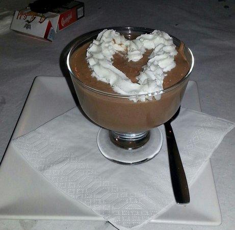 Casa Mari - Sidrería: Crema de tres chocolates! Riquísima. Siempre es un placer volver a Casa Mari!