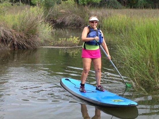 Savannah Canoe and Kayak : SUP Tour of Skidaway Narrows