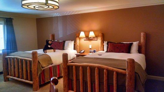 The Wort Hotel : wort room
