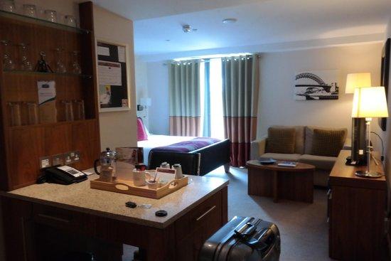 Staybridge Suites Newcastle : Big room
