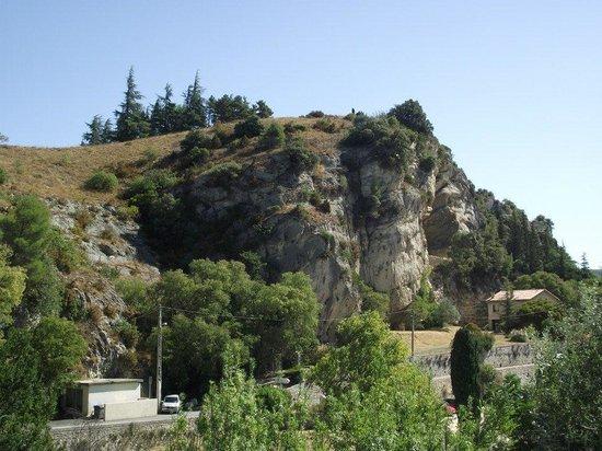 Hostellerie le Beffroi : view