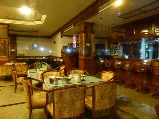 Pacific Hotel: dinning room