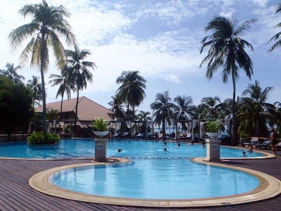 Cape Panwa Hotel: Piscina