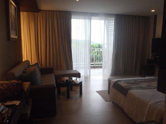 Cape Panwa Hotel: Habitación