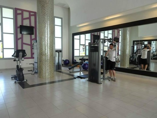 Hotel Riu Palace Macao : Gym in Bavaro - Next Door and Included in Macao