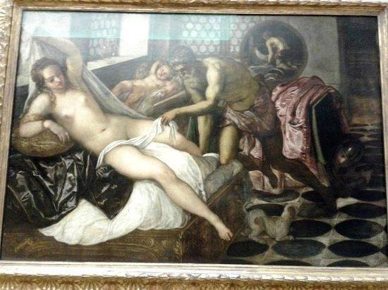 Alte Pinakothek : Tintoretto