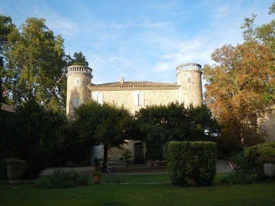 Domaine de Lamartine : Demeure
