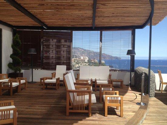 Madeira Regency Cliff : Sitting Lounge