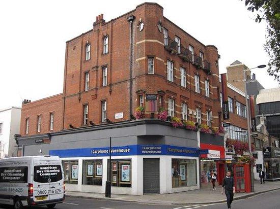 Best Western Seraphine Kensington Olympia Hotel: Fachada