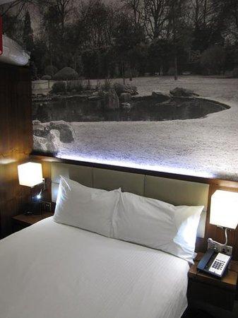 Best Western Seraphine Kensington Olympia Hotel: Habitación 114
