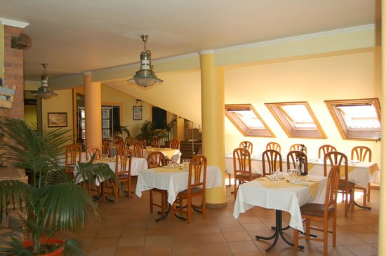Hotel Encumeada : Occasional dining at weekends