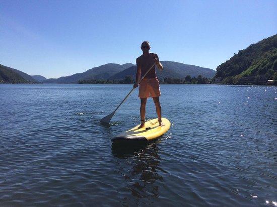 Lugano Stand UP Paddle